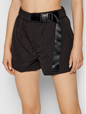 Remain Remain Stoffshorts Lola Schwarz Wide Fit