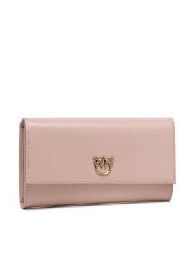 Pinko Pinko Portafoglio grande da donna Rayen Simply AI 21-22 PLTT 1P22EV Y6XT Rosa