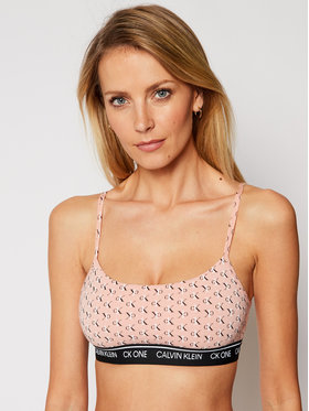 Calvin Klein Underwear Calvin Klein Underwear Podprsenkový top 000QF5727E Růžová