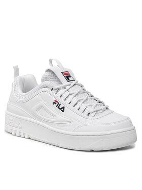 Fila Fila Sneakers Fx Disruptor 1011359.1FG Blanc