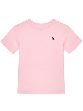 Polo Ralph Lauren Polo Ralph Lauren T-shirt Cn Tee 323674984007 Rose Regular Fit