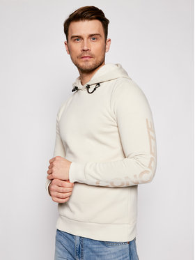 Jack&Jones Jack&Jones Суитшърт Nitch Sweat 12184939 Бежов Regular Fit
