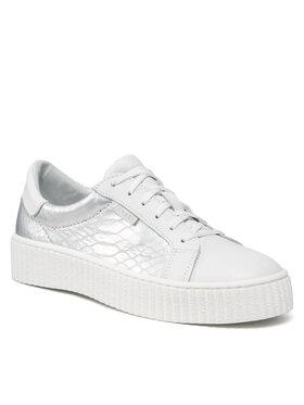 Nessi Nessi Sneakers 17113 Alb