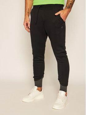 G-Star RAW G-Star RAW Teplákové kalhoty Premium Core D17769-C235-6484 Černá Tapered Fit