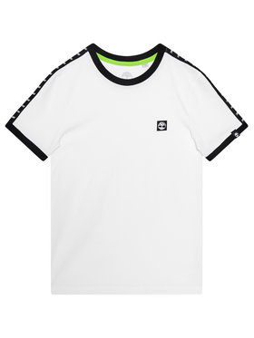 Timberland Timberland T-shirt T45814 Bianco Regular Fit