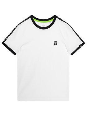 Timberland Timberland T-shirt T45814 Blanc Regular Fit