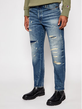 G-Star Raw G-Star Raw Jeans Arc 3D D09132-B988-A944 Dunkelblau Relaxed Tapered Fit