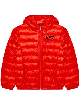 EA7 Emporio Armani EA7 Emporio Armani Daunenjacke 8NBB34 BN29Z 1485 Rot Regular Fit