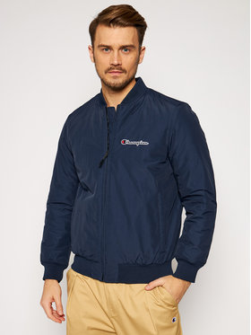 Champion Champion Geacă bomber Trade Rochester 214892 Bleumarin Regular Fit