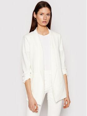 DKNY DKNY Blazer P9RCAAWI Bianco Regular Fit