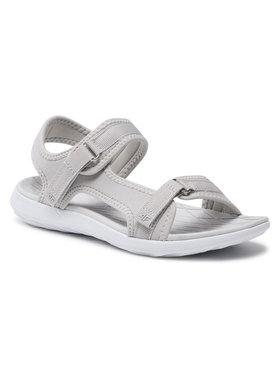 4F 4F Sandále H4L21-SAD001 Sivá