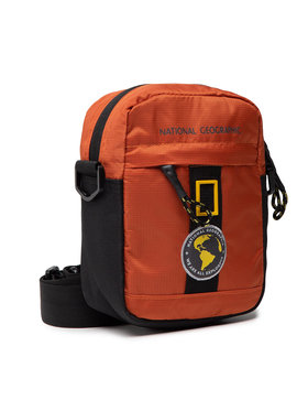 National Geographic National Geographic Мъжка чантичка Pouch N16980.69 Оранжев