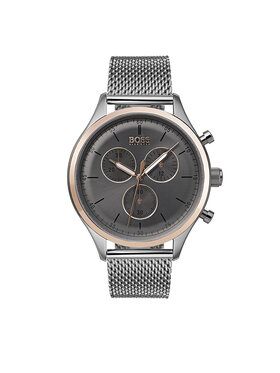 Boss Boss Uhr Companion 1513549 Silberfarben