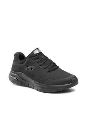 Skechers Skechers Sneakers Arch Fit 232040/BBK Negru