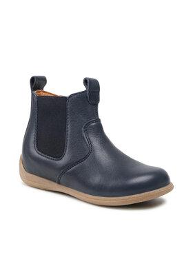 Froddo Froddo Kotníková obuv G2160062-1 S Tmavomodrá