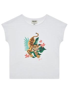 Kenzo Kenzo T-shirt K15099 D Blanc Regular Fit