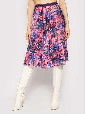 Femi Stories Femi Stories Plisovaná sukně Kosi Růžová Regular Fit