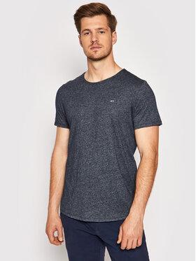 Tommy Jeans Tommy Jeans T-shirt Tjm Jaspe C Neck DM0DM09586 Tamnoplava Slim Fit
