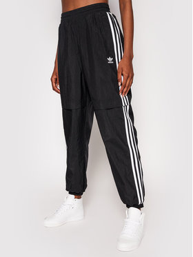 adidas adidas Pantaloni da tuta adicolor Classics Japona GN2926 Nero Relaxed Fit