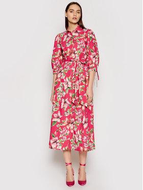 Liu Jo Liu Jo Рокля тип риза WA1292 T4824 Розов Regular Fit