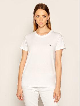 Calvin Klein Calvin Klein Póló K20K202132 Fehér Regular Fit