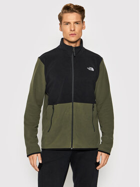 The North Face The North Face Veste polaire Glacier NF0A4AJCBQW1 Vert Regular Fit