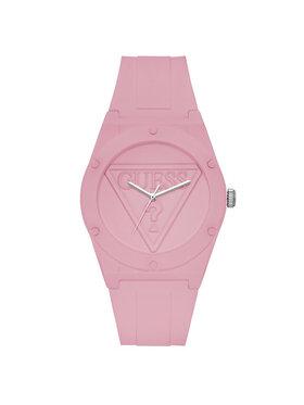 Guess Guess Zegarek Retro Pop W0979L5 Różowy