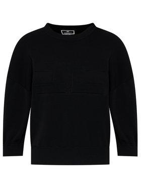 Elisabetta Franchi Elisabetta Franchi Sweatshirt MK-13B-11E2-V220 Schwarz Regular Fit