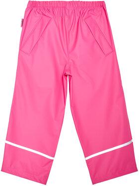 Playshoes Playshoes Spodnie materiałowe 405423 D Różowy Regular Fit