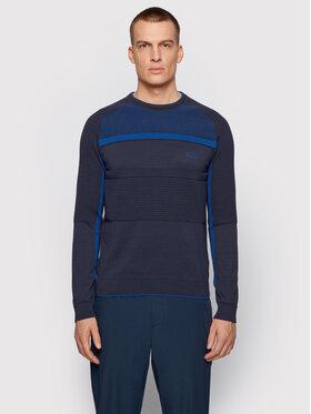 Boss Boss Sweater Remi 50446983 Sötétkék Regular Fit