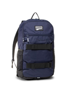 Puma Puma Ruksak Deck Backpack 076905 07 Tmavomodrá