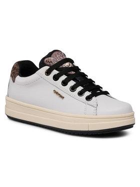 Geox Geox Sneakers J Rebecca G. F J04BDF 00085 C1000 M Alb