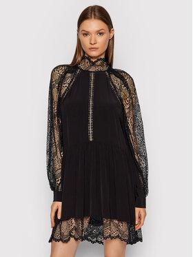 IRO IRO Koktel haljina Deorro AP131 Crna Regular Fit