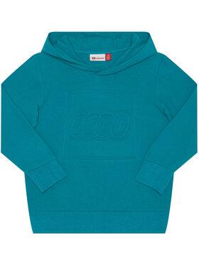 LEGO Wear LEGO Wear Felpa LwSam 605 23028 Blu Regular Fit