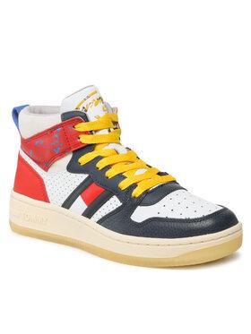Tommy Jeans Tommy Jeans Sneakersy Elevated Mid Cut Bascet Sneaker EN0EN01661 Kolorowy