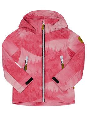 Reima Reima Nepremokavá bunda 531414 Ružová Regular Fit