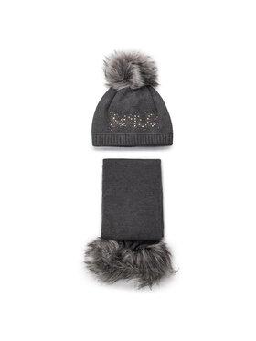 Mayoral Mayoral Комплект шал и шапка 10700 Сив
