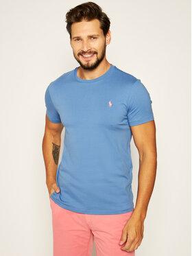 Polo Ralph Lauren Polo Ralph Lauren T-Shirt Classics 710671438154 Blau Slim Fit