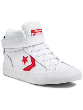 Converse Converse Sneakersy Pro Blaze Strap Hi 670509C Biały