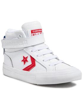 Converse Converse Sneakersy Pro Blaze Strap Hi 670509C Bílá