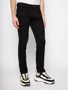 Trussardi Jeans Trussardi Jeans Jeansy Slim Fit Diego 52J00008 Černá Extra Slim Fit