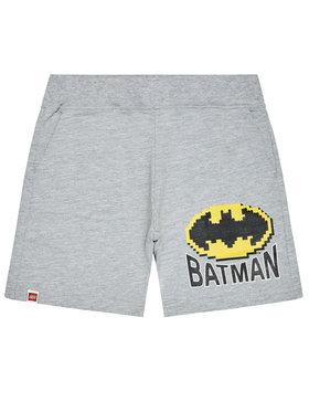 LEGO Wear LEGO Wear Sportske kratke hlače 12010128 Siva Regular Fit