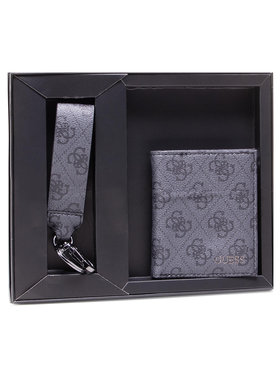 Guess Guess Zestaw upominkowy Vezzola SLG GIF091 LEA22 Szary