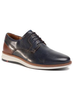 Lloyd Lloyd Обувки Milano 10-207-12 Тъмносин
