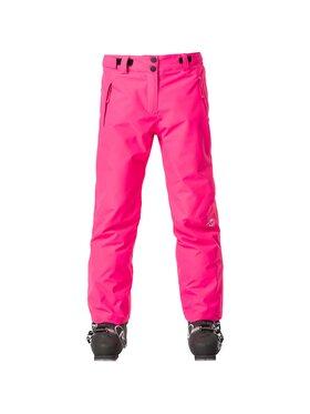 Rossignol Rossignol Spodnie narciarskie RLIYP11 Różowy Regular Fit