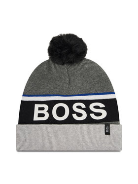 Boss Boss Czapka J21244 S Szary