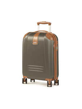 Dielle Dielle Kis kemény borítású bőrönd 155/55 Szürke