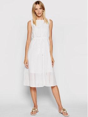 Marella Marella Sukienka letnia Neptune 32211612 Biały Regular Fit