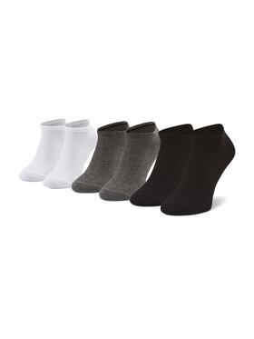 Pepe Jeans Pepe Jeans Vyriškų trumpų kojinių komplektas (3 poros) Brett PMU10057 Balta