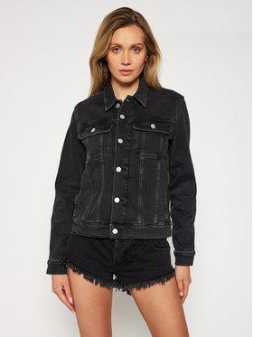 Calvin Klein Jeans Calvin Klein Jeans Farmer kabát J20J215927 Fekete Regular Fit